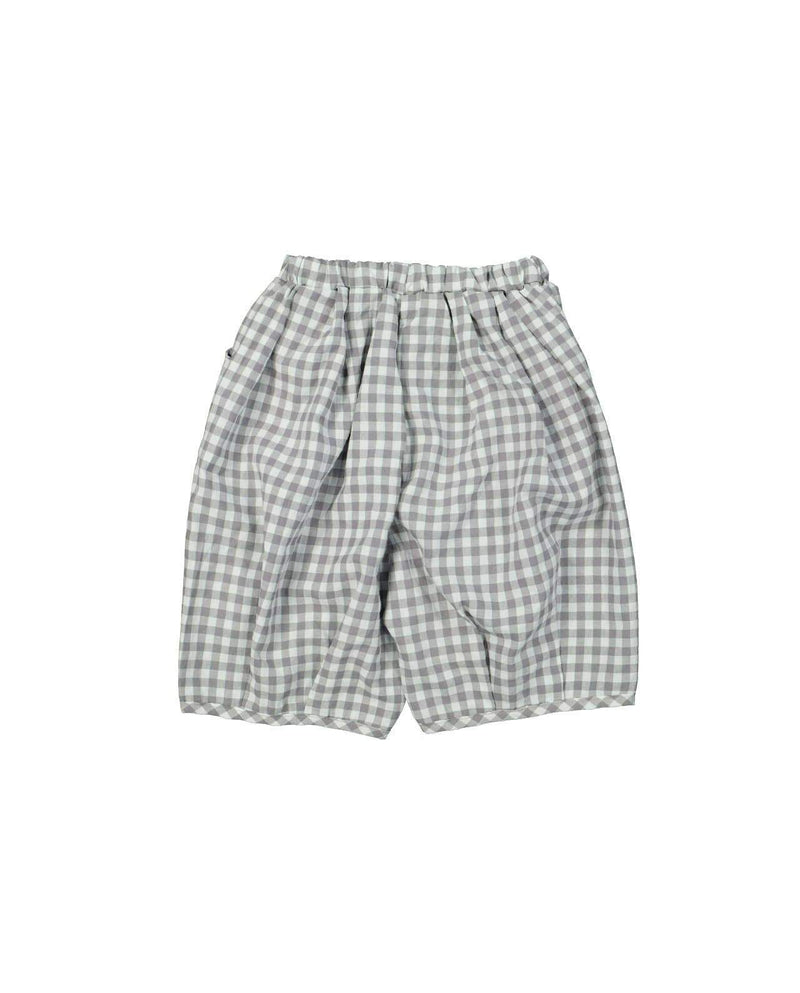 [Out of Stock] Light Plaid Pumpkin Shorts