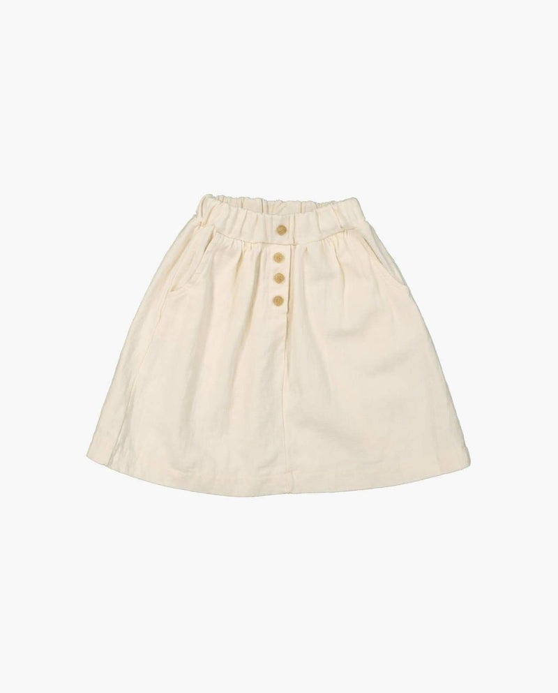 [Out of Stock] Buttoned Skirt