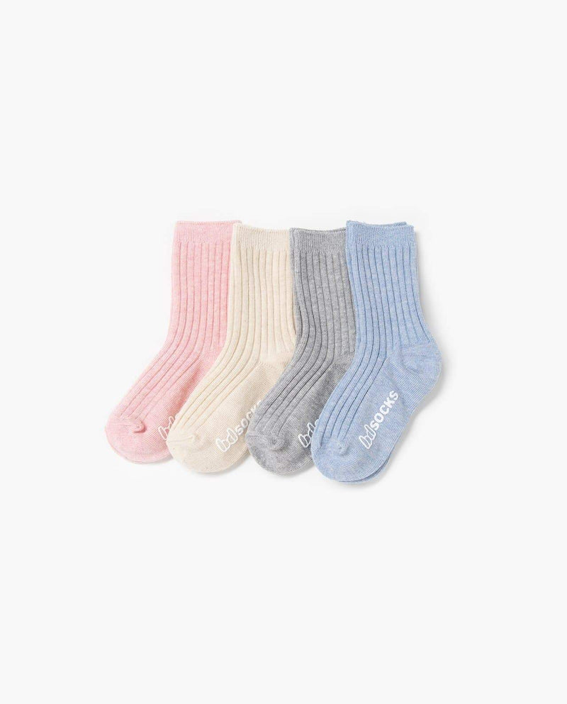 [Out of Stock] Daily Ribbed Socks