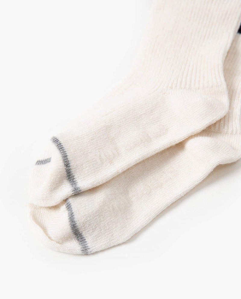 [Out of Stock] [SET-3PAIRS] Neon Double Stripe Socks