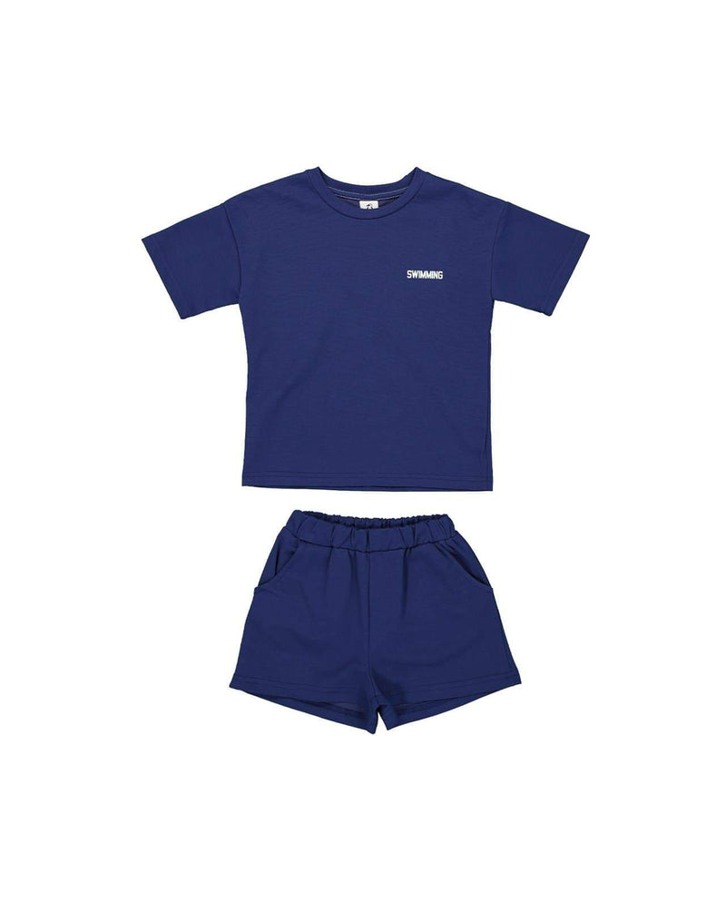 [Out of Stock] [SET]Swimming Two-piece