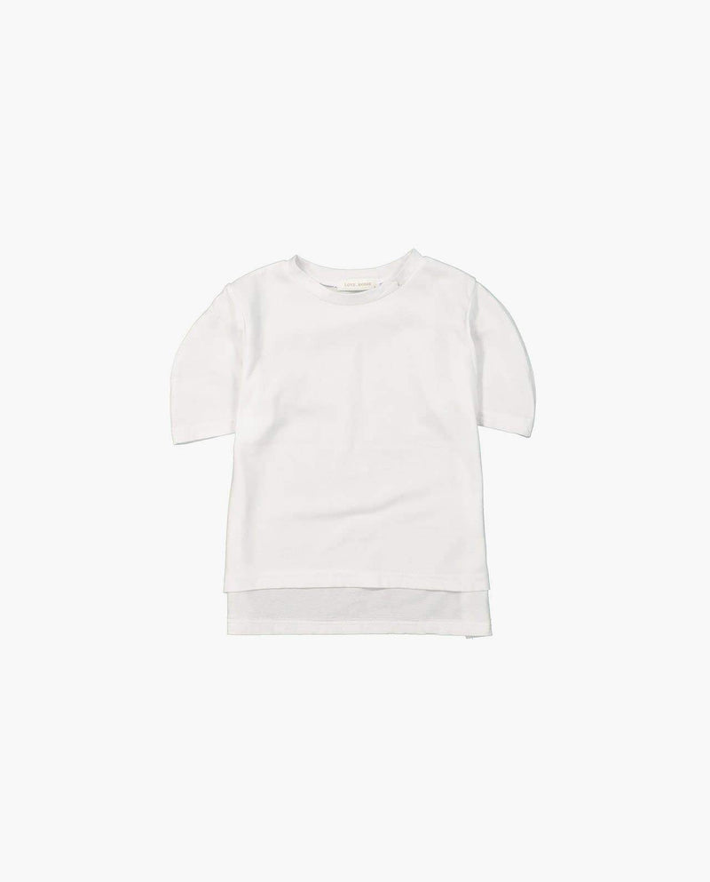 [Out of Stock] Relaxed Half Sleeve T-Shirt