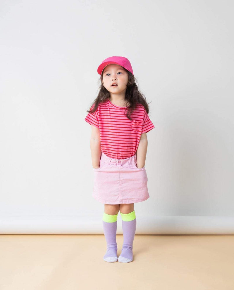 [Out of Stock] Striped Basic T-Shirt