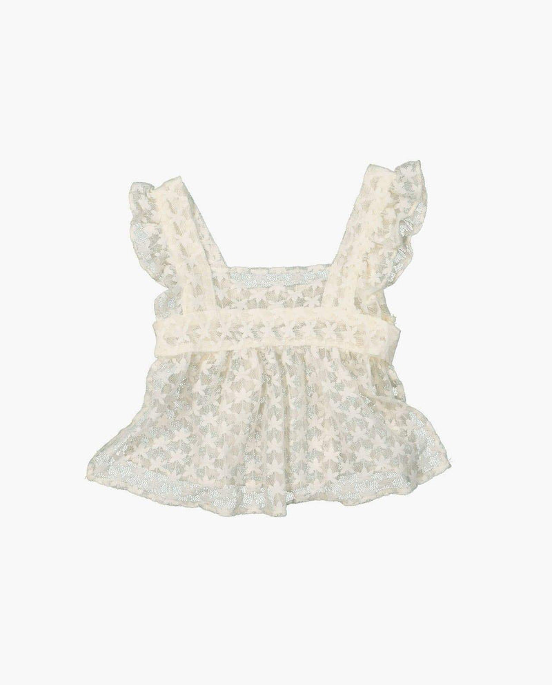[Out of Stock] Star Print Layerable Camisole