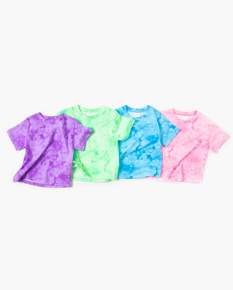 [Out of Stock] Vibrant Tie Dye T-Shirt