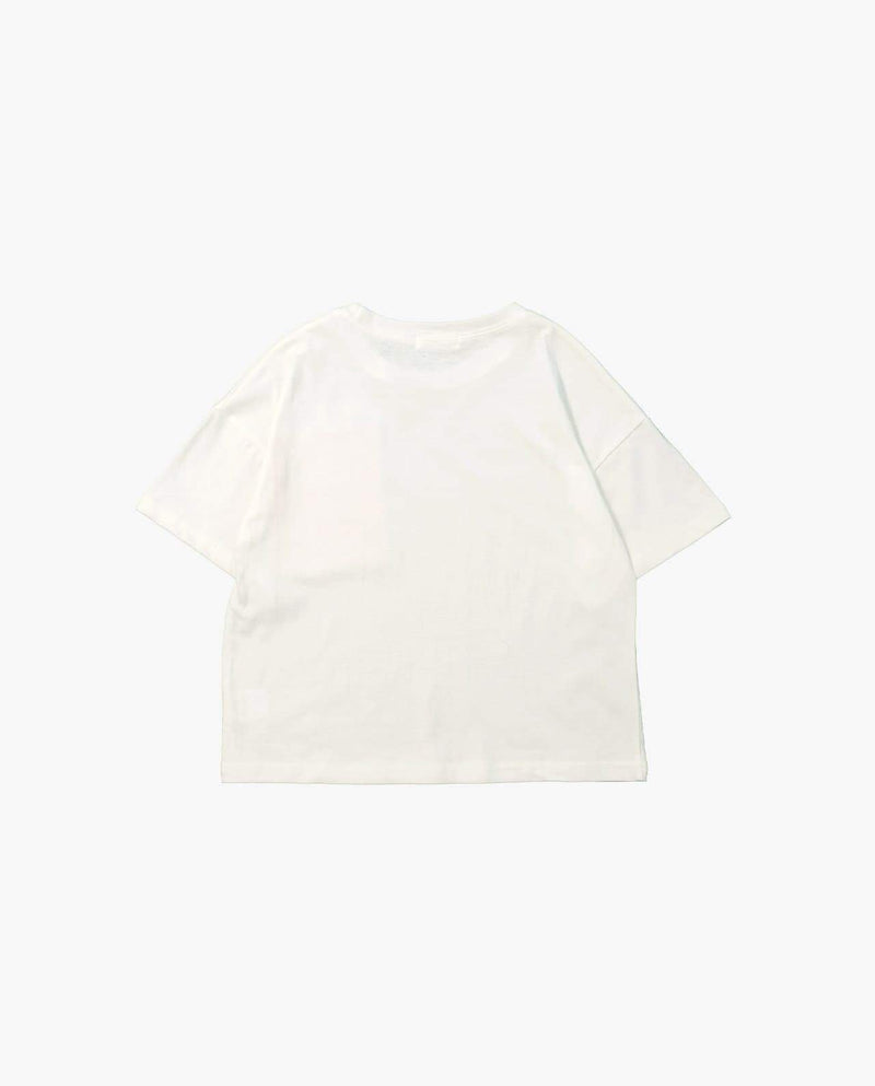 [Out of Stock] Doodle Patched Pocket T-Shirt