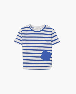 [Out of Stock] Pocket Sunshine Cotton T-Shirt