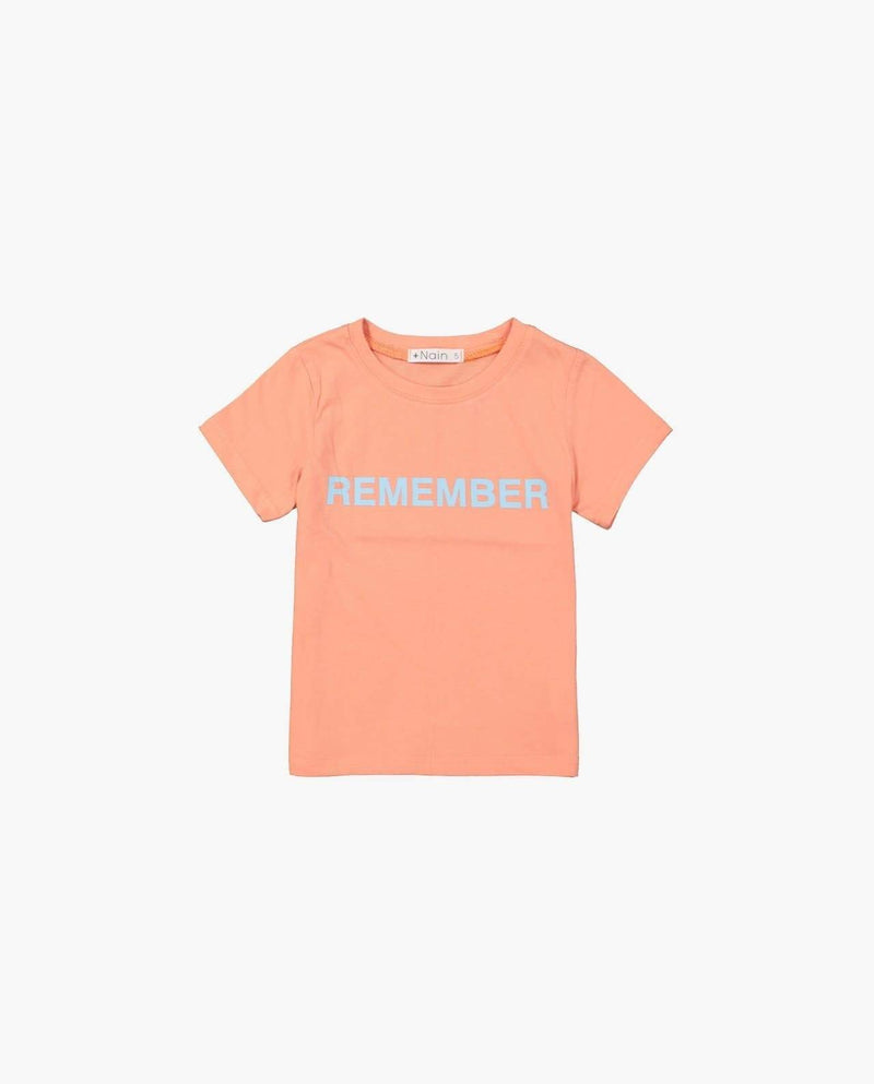 [Out of Stock] Remember Cotton T-Shirt