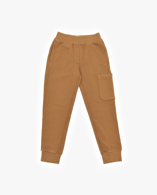 Garment Dyed Sweatpants on MooMooz