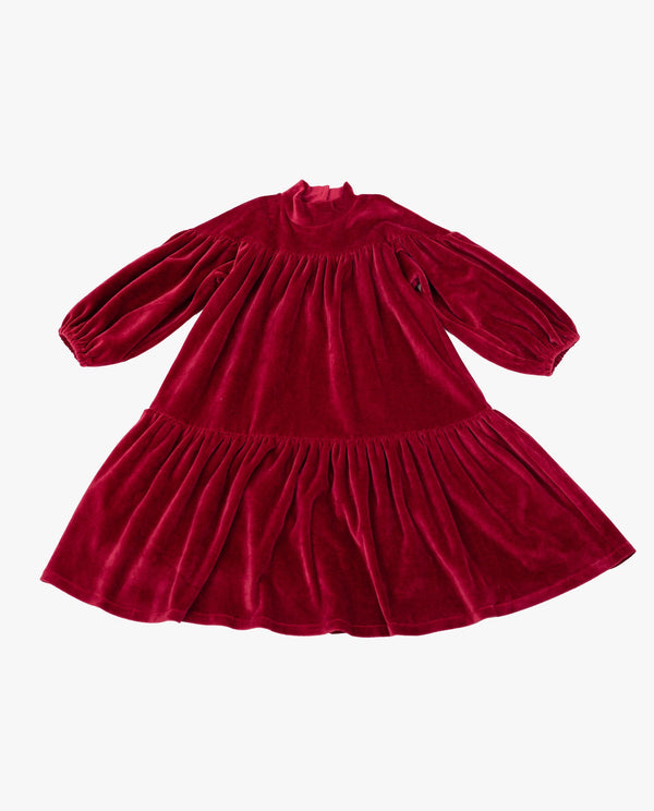 Velvet Queen Dress on MooMooz