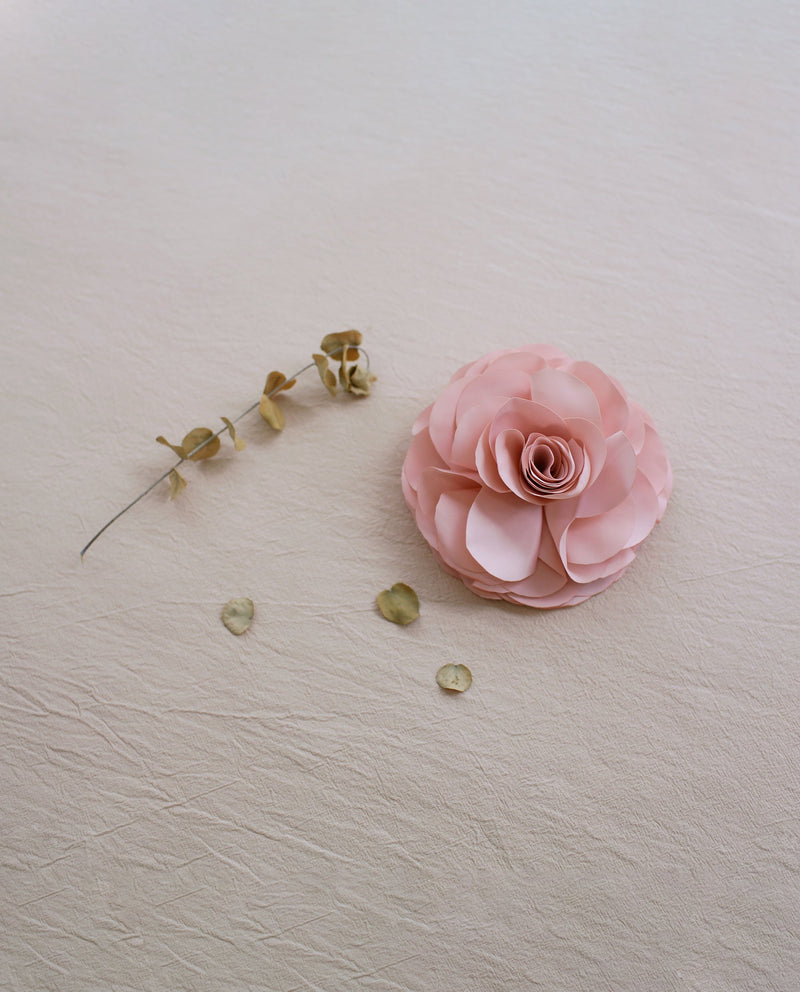 [Out of Stock] Full Bloom Flower Hair Clip