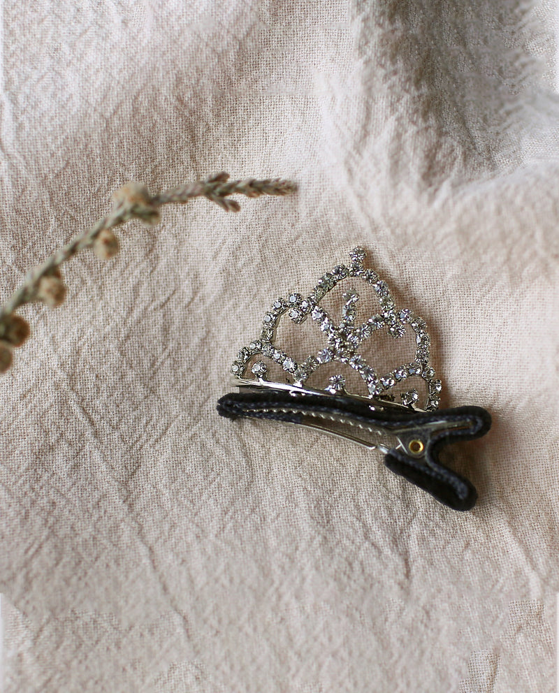 [Out of Stock] Tiara Hair Clip