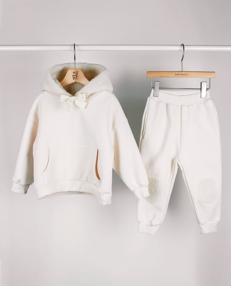 [Out of Stock] [SET] Super Warm Hoodie and Pants Set
