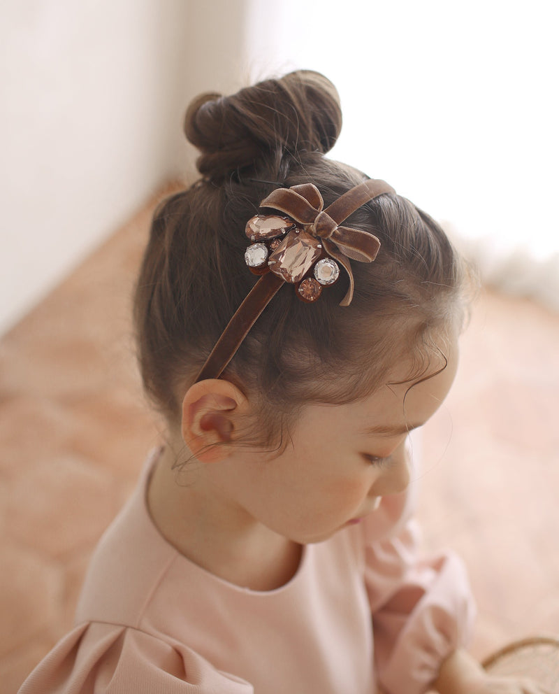 [Out of Stock] Brownie Headband