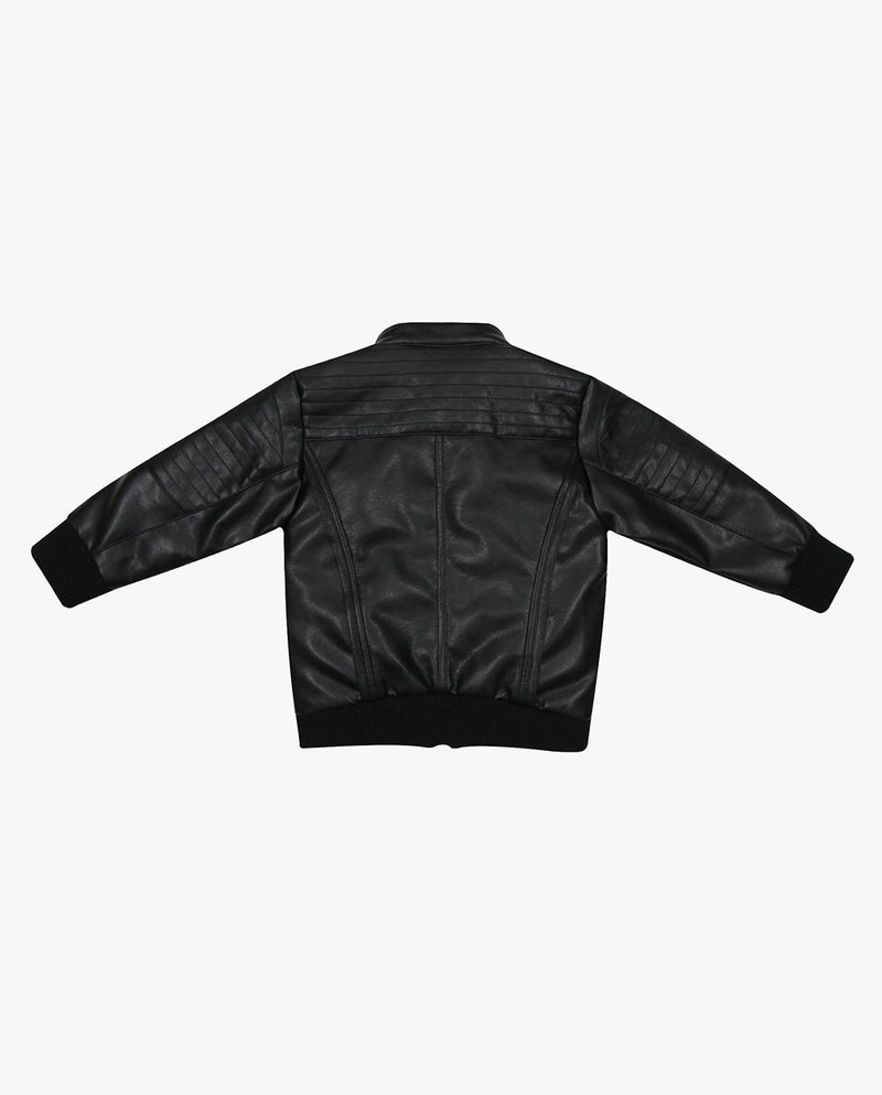 [Out of Stock] Zip-Up Rider Jacket
