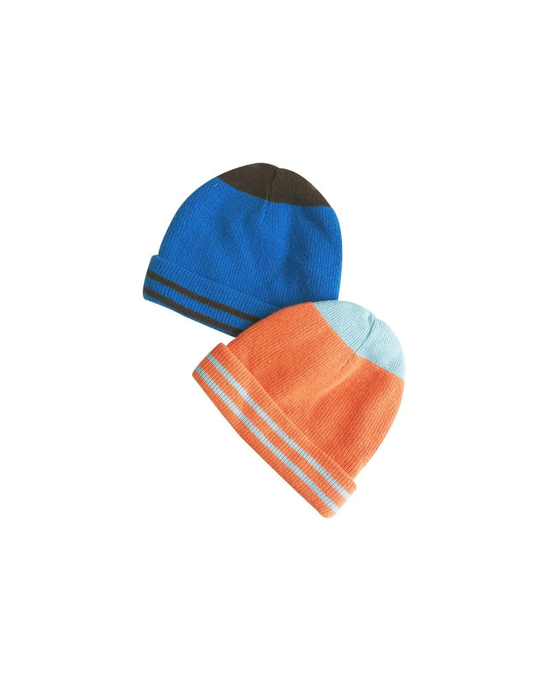 [Out of Stock] Striped Wool Beanie