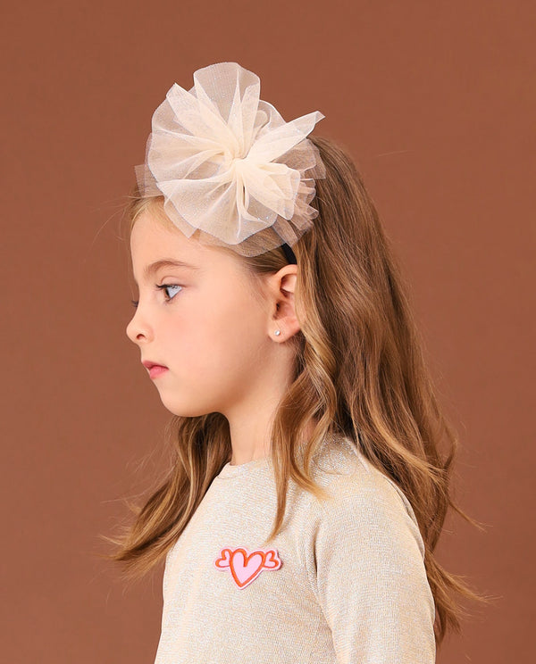 [Out of Stock] Tulle Flower Headband