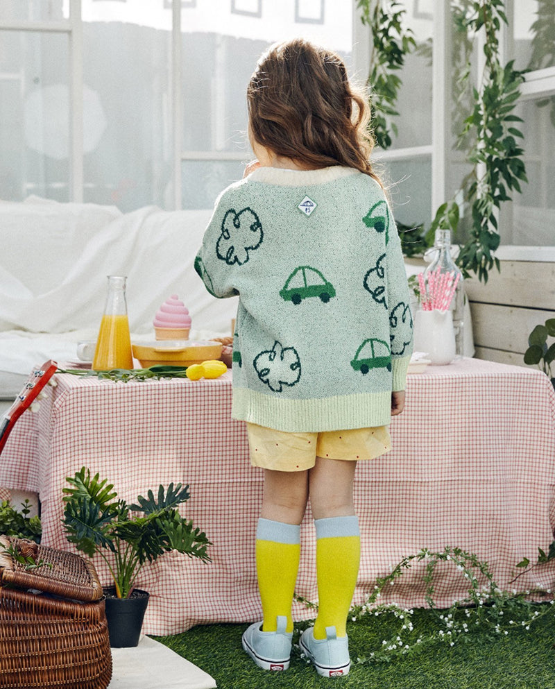 [Out of Stock] Picnic Cardigan