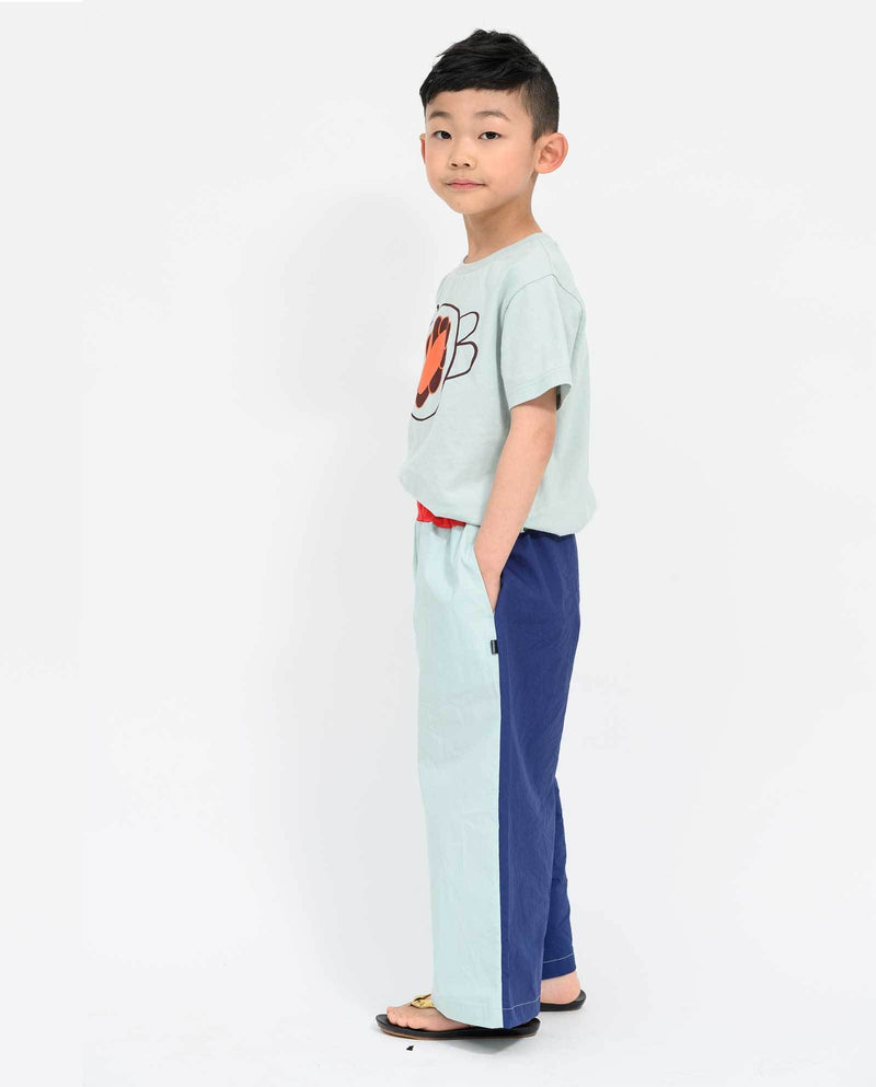 [Out of Stock] Color Patch Wide Pants