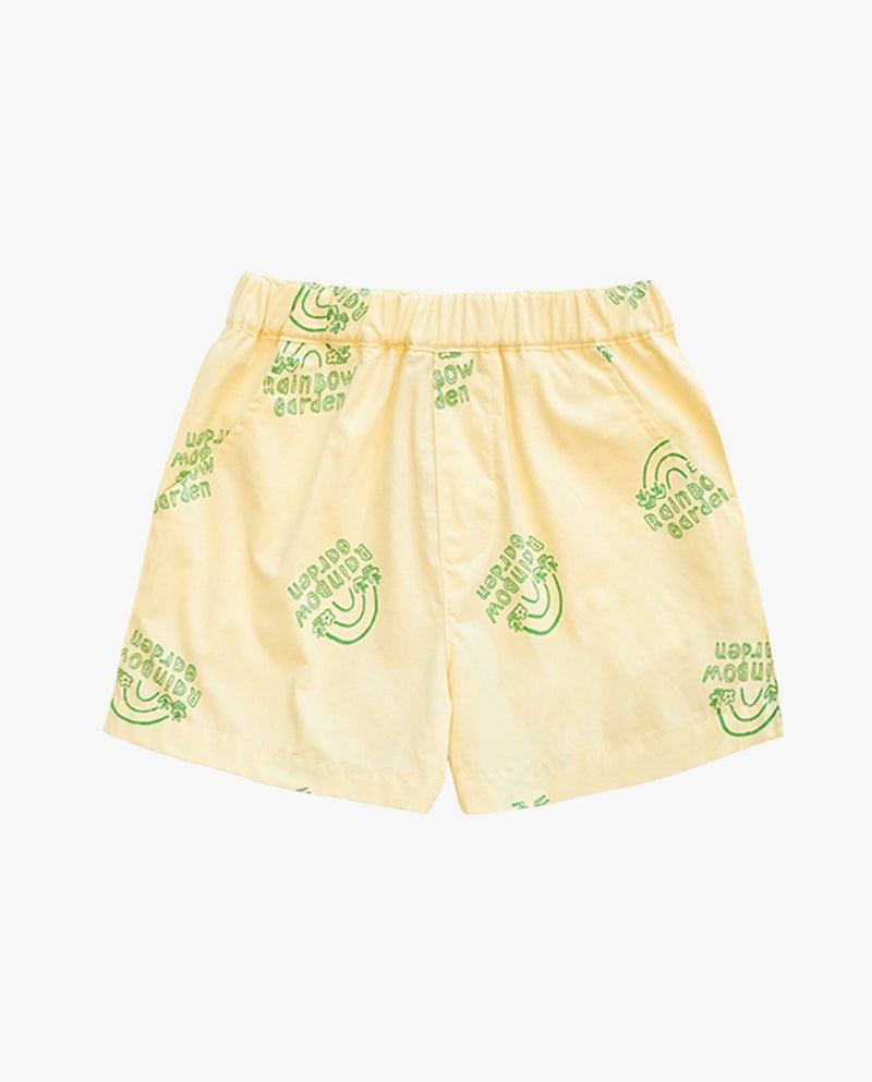 [Out of Stock] Rainbow Garden Shorts