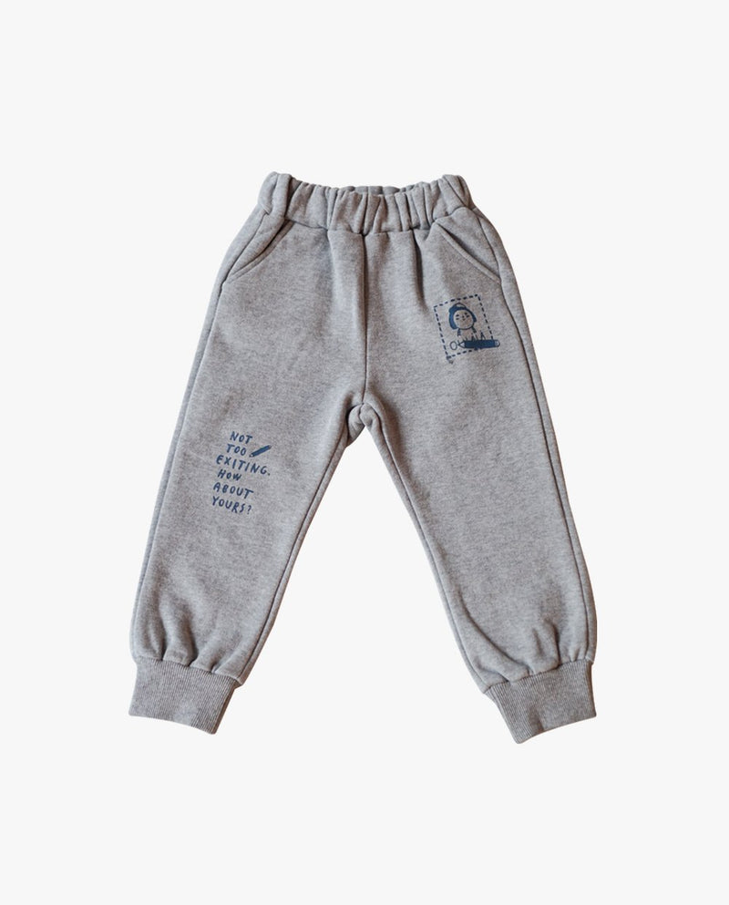 [Out of Stock] Fleece Lined Pants