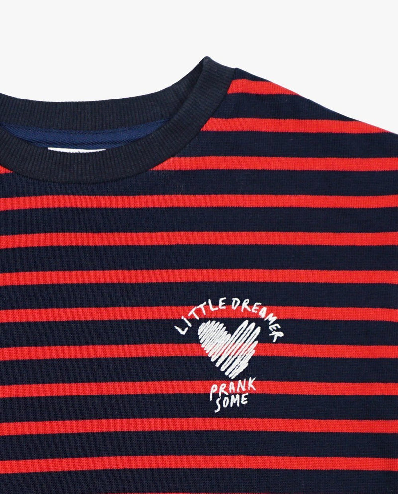 [Out of Stock] Striped Little Dreamer T-Shirt