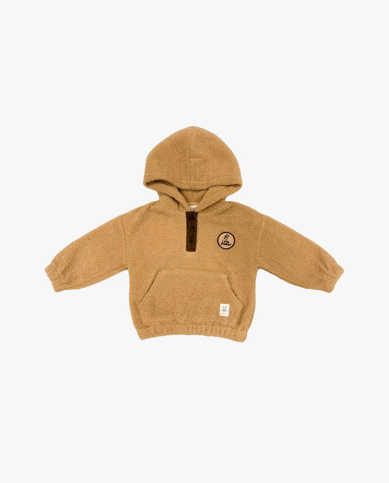 [Out of Stock] Shuttlecock Fleece Hoodie