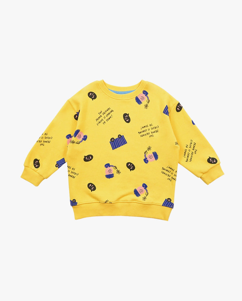 [Out of Stock] Circus Boy Sweatshirt