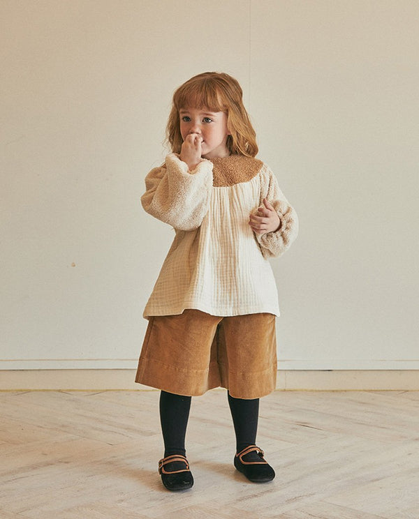Baby Bear Blouse on MooMooz