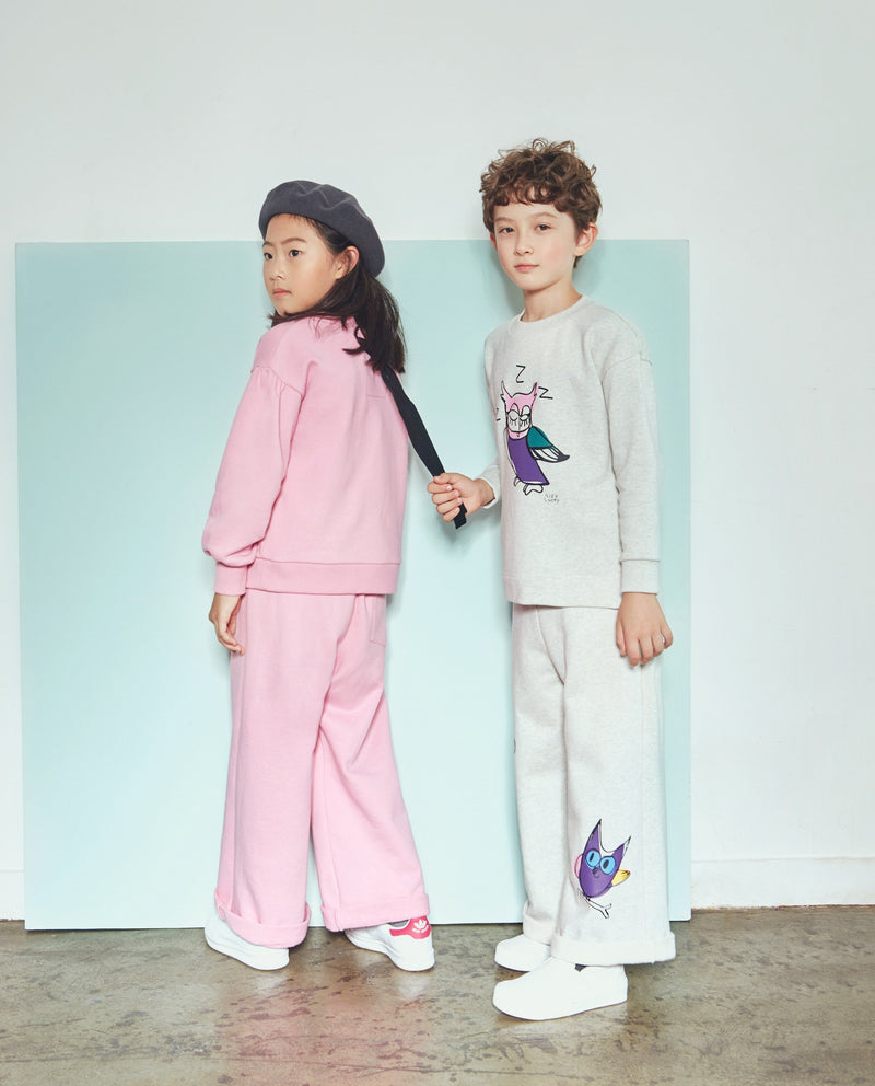 [Out of Stock]Lucky Chouette Sweatshirt (Kids)