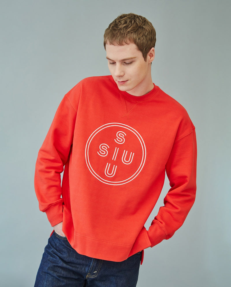 SIUSIU Logo Sweatshirt (Adults) on MooMooz