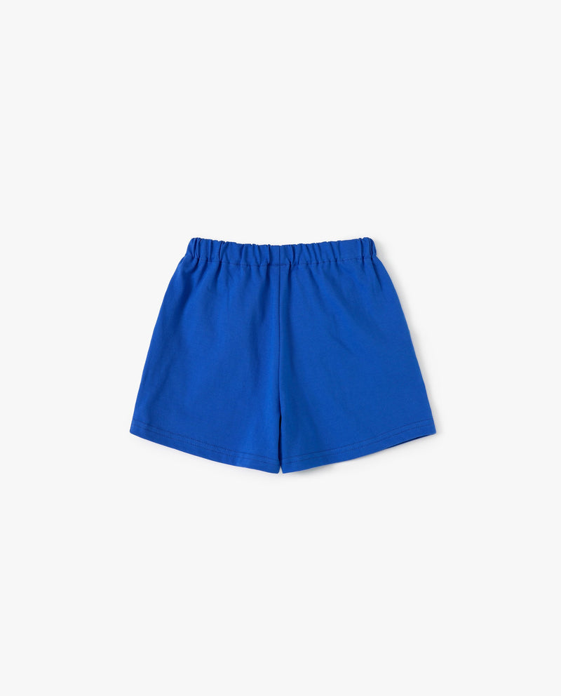 Supima Day Shorts Blue