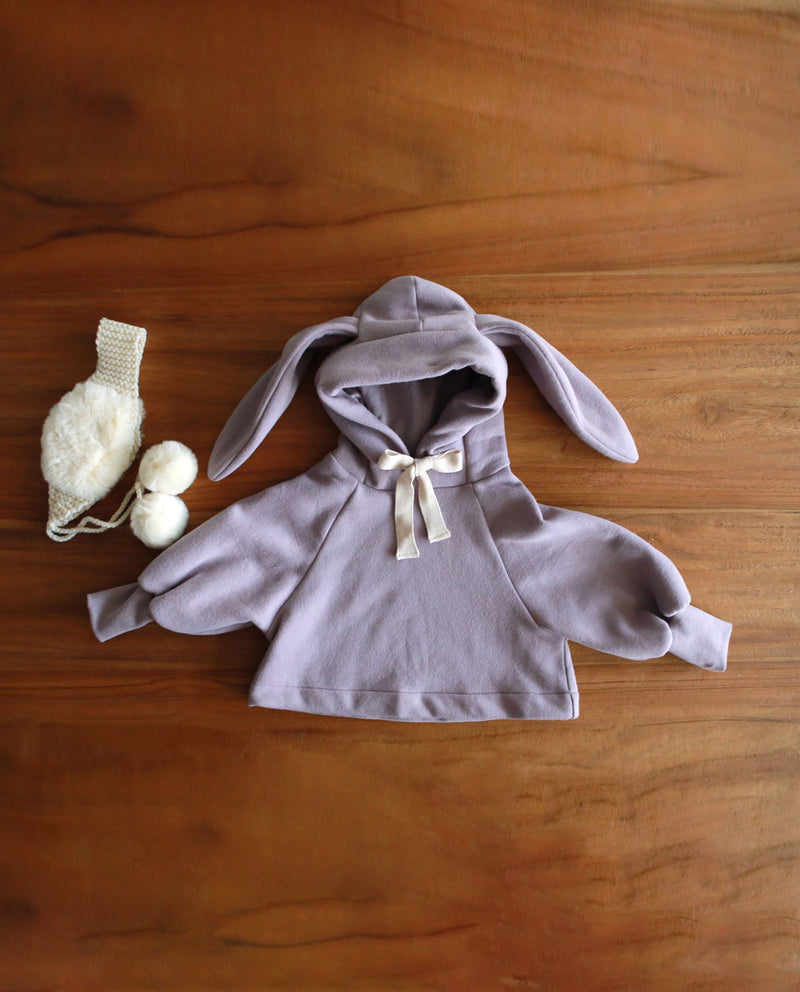 [Out of Stock] Lovely Bunny Hoodie