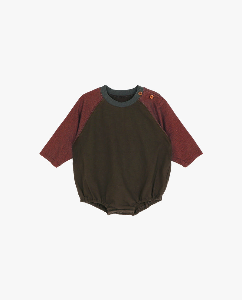 [Out of Stock] Raglan Sleeve Bodysuit
