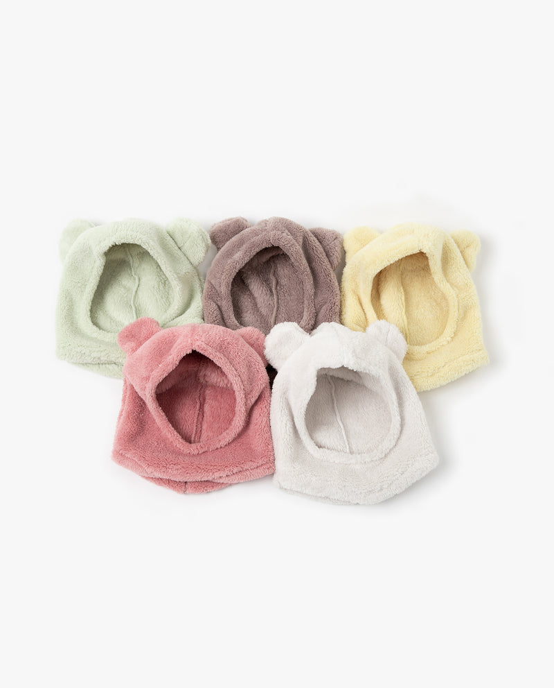 [Out of Stock] Slip On Bear Hat
