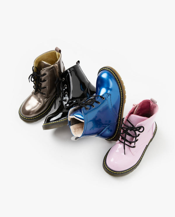 [Out of Stock] Glossy Boots