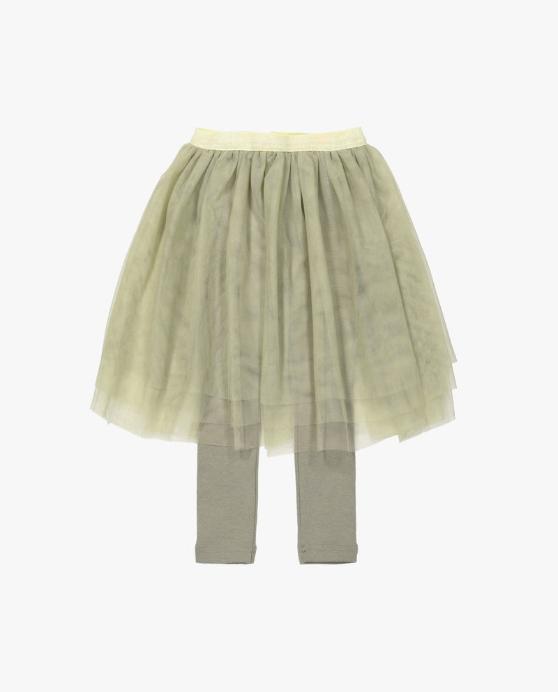 [Out of Stock] Tutu Skirted Leggings