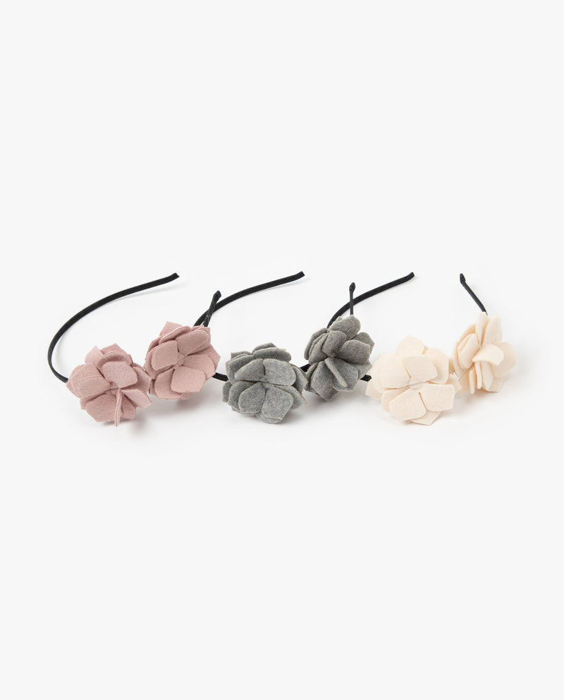 [Out of Stock] Soft Camellia Headband