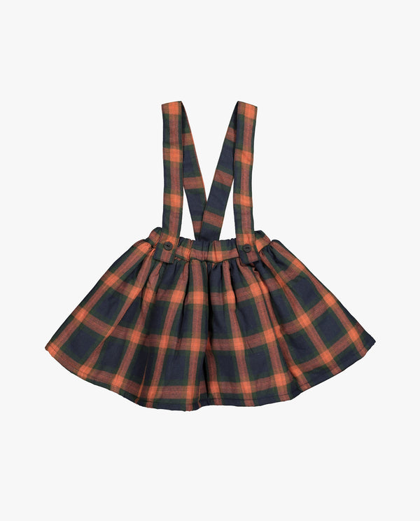[Out of Stock] Vintage Plaid Skirt