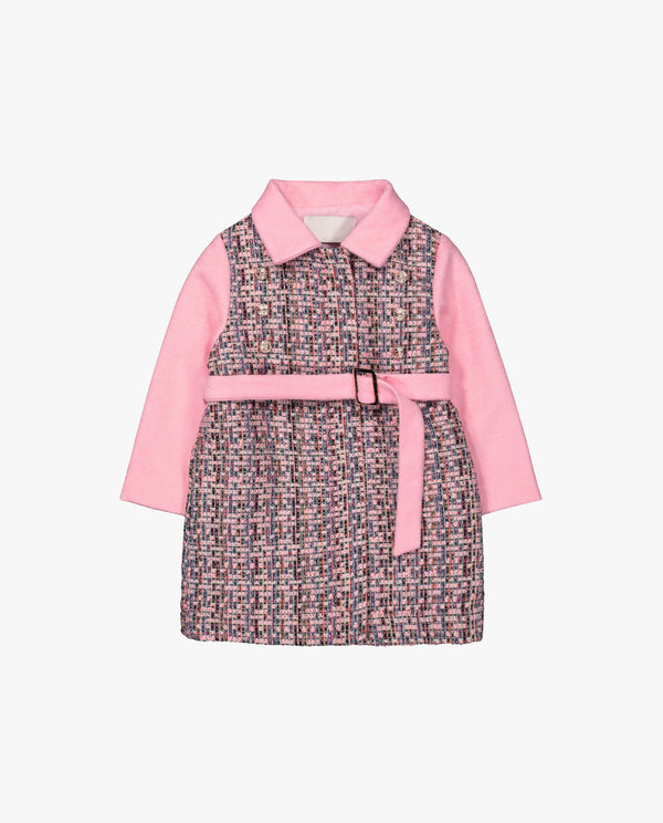 [Out of Stock] Bubble Gum Coat