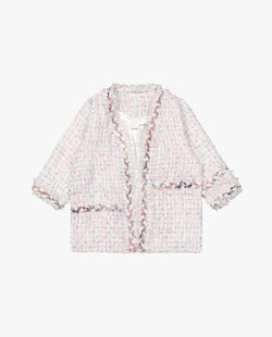 [Out of Stock] Romantic Tweed Jacket