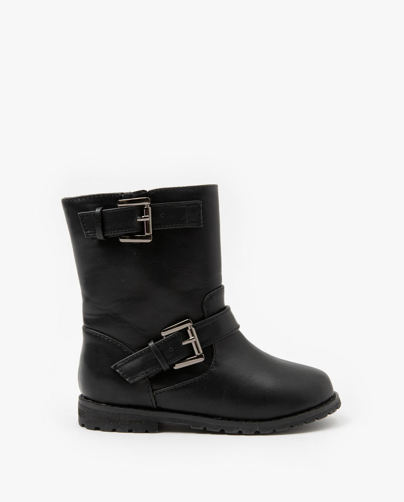 [Out of Stock] Zip-Up Boots