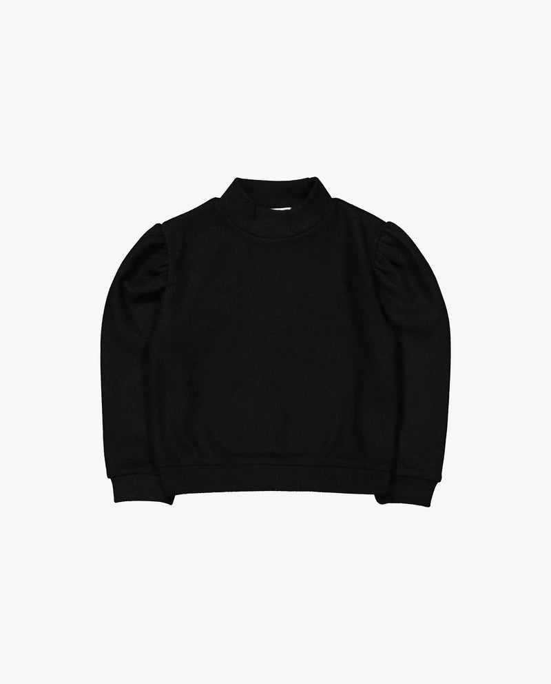 [Out of Stock] Voluminous Mock Neck T-Shirt