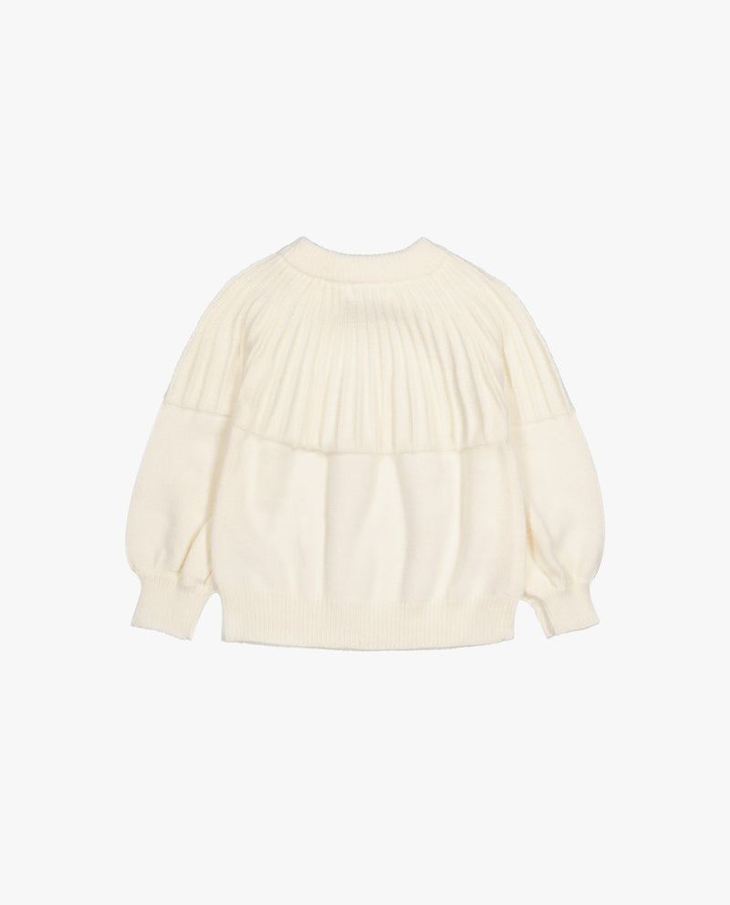 [Out of Stock] Princess Balloon Sweater