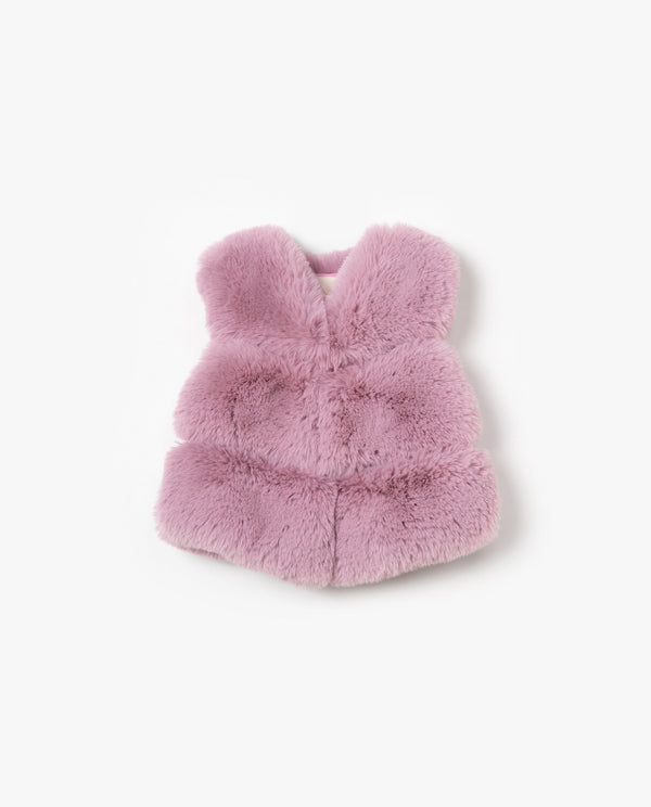 [Out of Stock] Fur Ball Vest