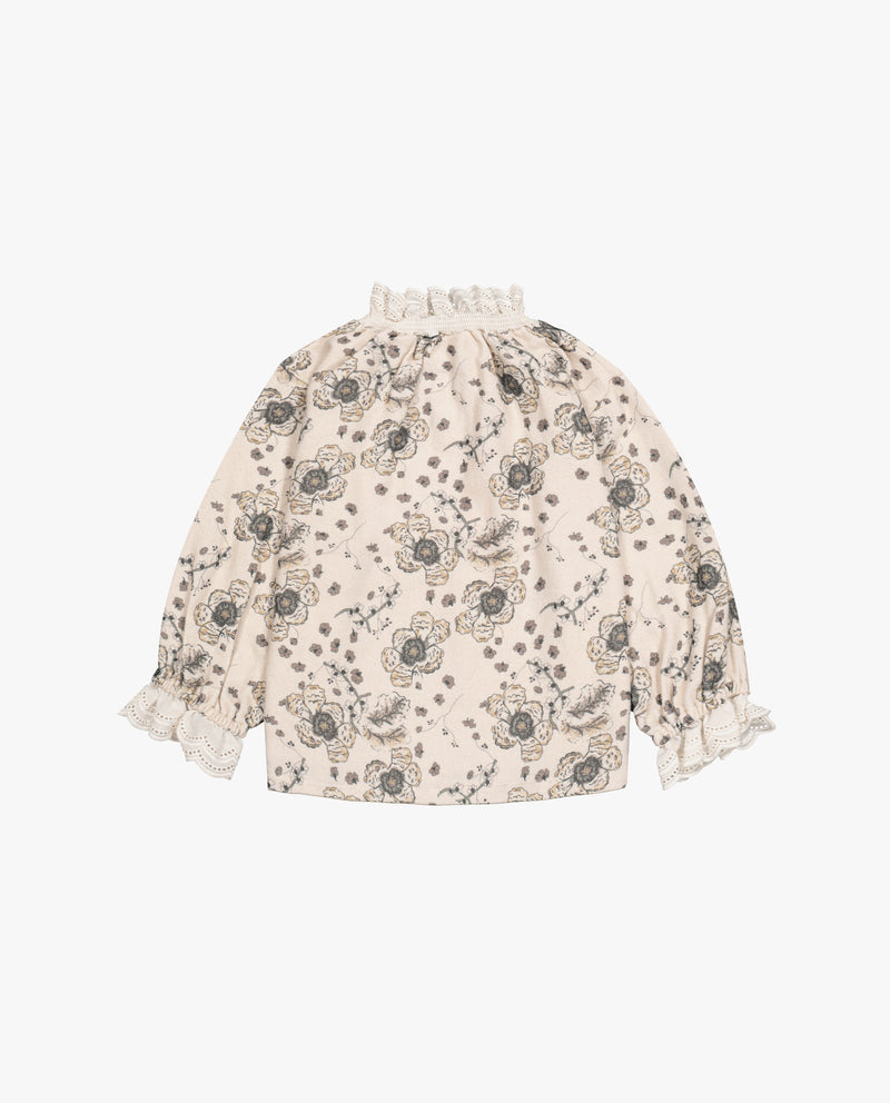Dahlia Lace Blouse