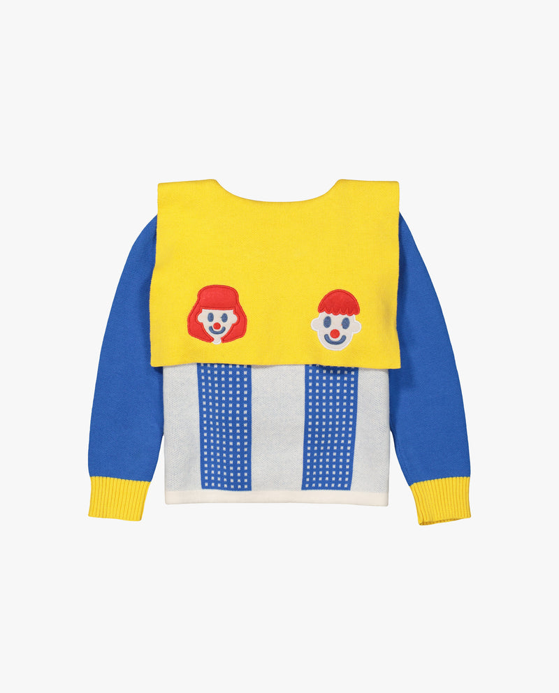 [Out of Stock] Goof Ball Sweater