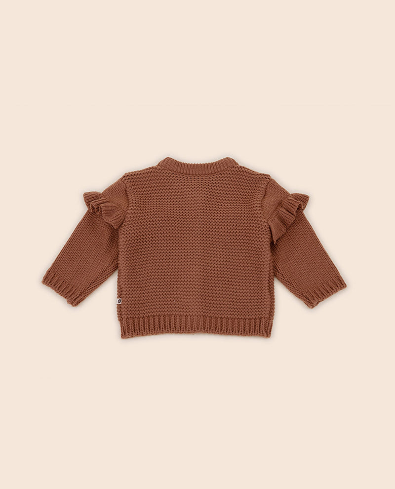 [Out of Stock] Lyon Knit Cardigan