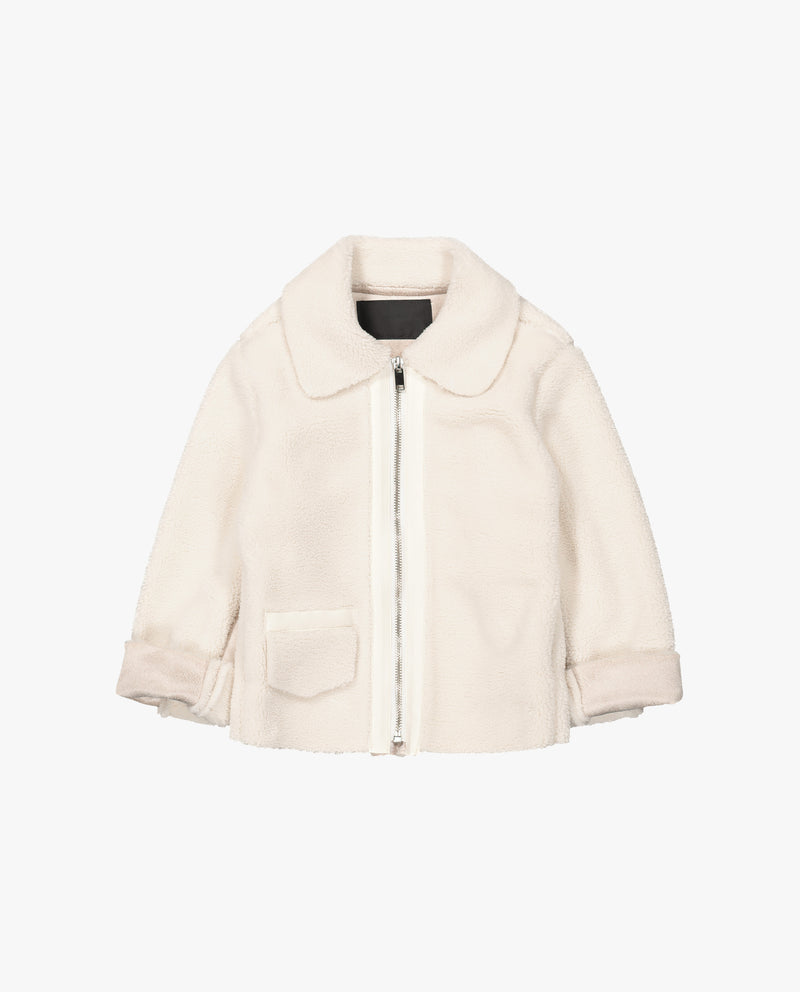 [Out of Stock] Cozy Zip-Up Jacket