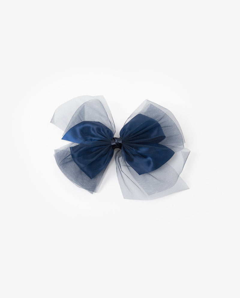 Silky Bow Hair Pin